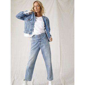 Closed Denim Pedal Icon Archive '85 Blue Jeans  24